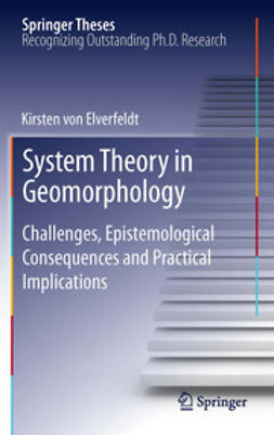 Elverfeldt, Kirsten von - System Theory in Geomorphology, e-bok