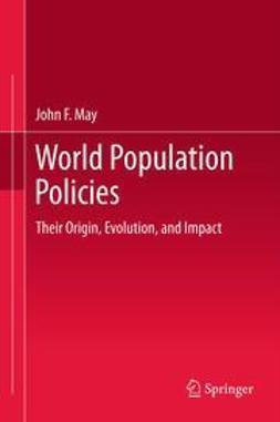 May, John F. - World Population Policies, ebook