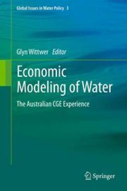 Wittwer, Glyn - Economic Modeling of Water, ebook