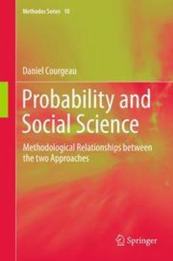 Courgeau, Daniel - Probability and Social Science, ebook