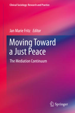 Fritz, Jan Marie - Moving Toward a Just Peace, ebook