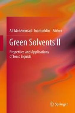 Mohammad, Ali - Green Solvents II, ebook