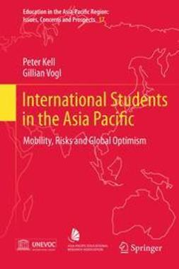 Kell, Peter Michael - International Students in the Asia Pacific, ebook