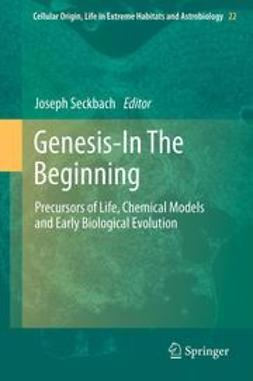 Seckbach, Joseph - Genesis - In The Beginning, e-bok