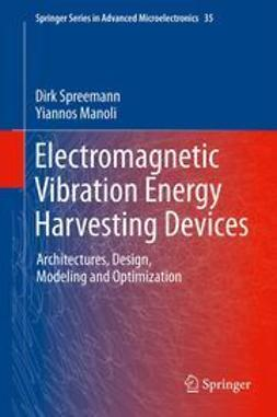Spreemann, Dirk - Electromagnetic Vibration Energy Harvesting Devices, ebook