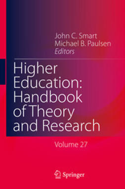 Smart, John C. - Higher Education: Handbook of Theory and Research, e-bok