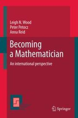 Wood, Leigh N - Becoming a Mathematician, ebook