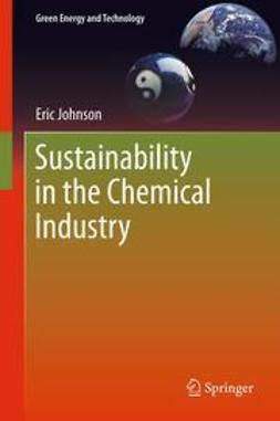 Johnson, Eric - Sustainability in the Chemical Industry, ebook
