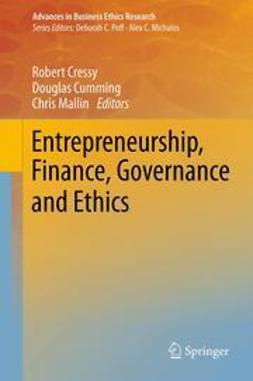 Cressy, Robert - Entrepreneurship, Finance, Governance and Ethics, ebook
