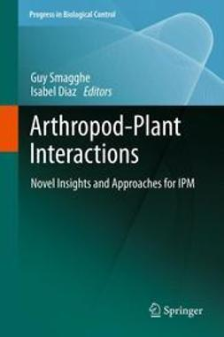 Smagghe, Guy - Arthropod-Plant Interactions, ebook