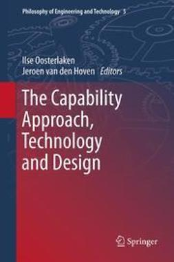 Oosterlaken, Ilse - The Capability Approach, Technology and Design, ebook