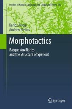 Arregi, Karlos - Morphotactics, ebook