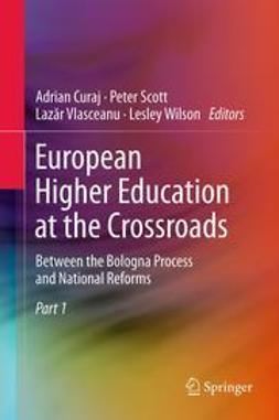 Curaj, Adrian - European Higher Education at the Crossroads, e-kirja