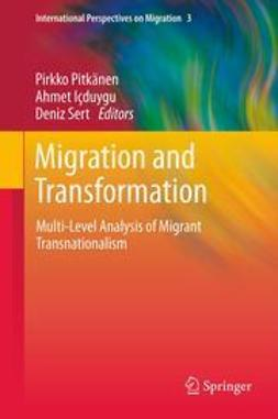 Pitkänen, Pirkko - Migration and Transformation:, ebook
