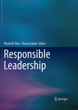 Pless, Nicola M. - Responsible Leadership, e-bok