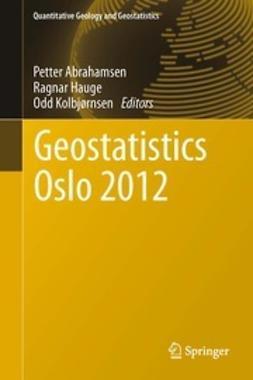 Abrahamsen, Petter - Geostatistics Oslo 2012, e-bok