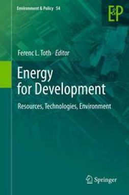 Toth, Ferenc L. - Energy for Development, ebook