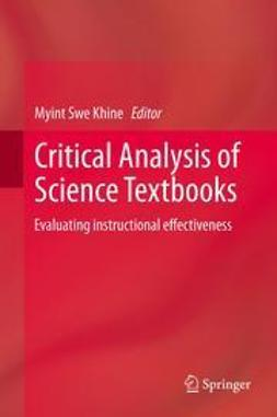 Khine, Myint Swe - Critical Analysis of Science Textbooks, e-kirja