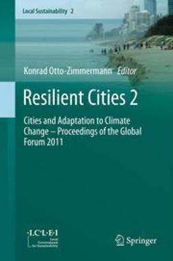 Otto-Zimmermann, Konrad - Resilient Cities 2, ebook