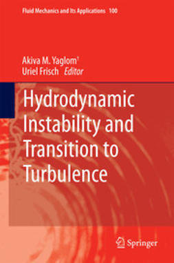 Frisch, Uriel - Hydrodynamic Instability and Transition to Turbulence, ebook