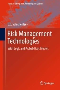 Solozhentsev, E.D. - Risk Management Technologies, ebook