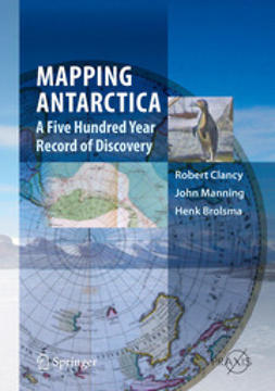 Clancy, Robert - Mapping Antarctica, ebook