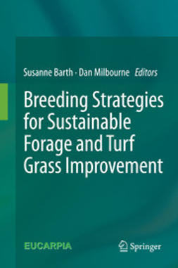 Barth, Susanne - Breeding strategies for sustainable forage and turf grass improvement, ebook
