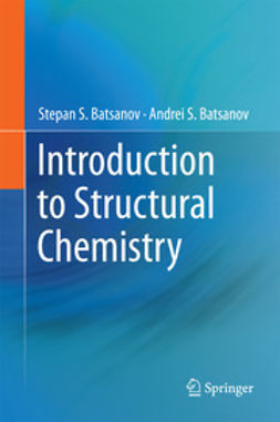 Batsanov, Stepan S. - Introduction to Structural Chemistry, ebook