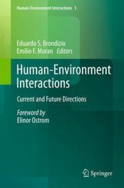 Brondízio, Eduardo S. - Human-Environment Interactions, e-bok