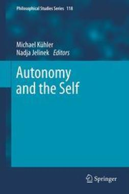 Kühler, Michael - Autonomy and the Self, ebook