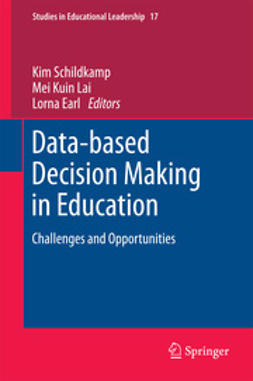 Schildkamp, Kim - Data-based Decision Making in Education, ebook