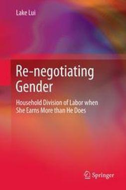 Lui, Lake - Re-negotiating Gender, ebook