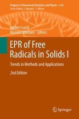 Lund, Anders - EPR of Free Radicals in Solids I, ebook