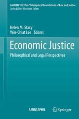 Stacy, Helen M. - Economic Justice, ebook