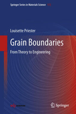 Priester, Louisette - Grain Boundaries, ebook