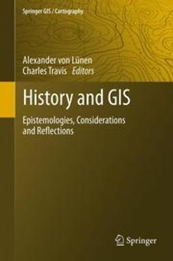 Lünen, Alexander - History and GIS, ebook