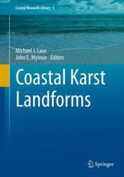Lace, Michael J. - Coastal Karst Landforms, ebook