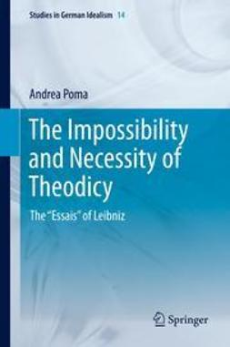 Poma, Andrea - The Impossibility and Necessity of Theodicy, ebook