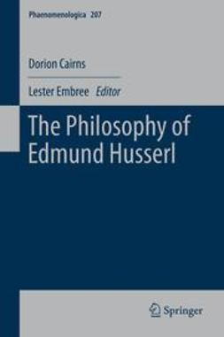 Embree, Lester - The Philosophy of Edmund Husserl, ebook