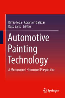 Toda, Kimio - Automotive Painting Technology, ebook