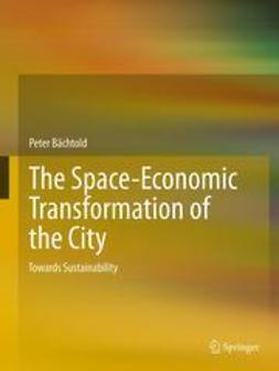 Bächtold, Peter - The Space-Economic Transformation of the City, ebook