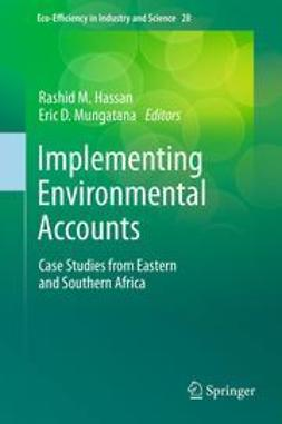 Hassan, Rashid M. - Implementing Environmental Accounts, ebook