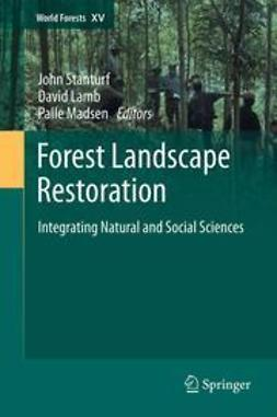 Stanturf, John - Forest Landscape Restoration, ebook