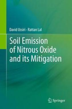 Ussiri, David - Soil Emission of Nitrous Oxide and its Mitigation, e-bok