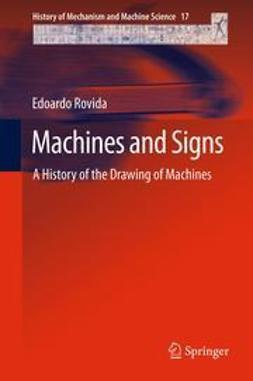 Rovida, Edoardo - Machines and Signs, ebook