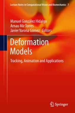 Hidalgo, Manuel González - Deformation Models, ebook