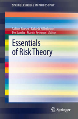 Roeser, Sabine - Essentials of Risk Theory, ebook