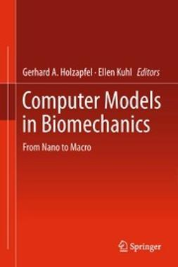 Holzapfel, Gerhard A. - Computer Models in Biomechanics, ebook
