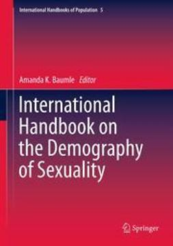 Baumle, Amanda K. - International Handbook on the Demography of Sexuality, e-bok