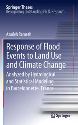 Ramesh, Azadeh - Response of Flood Events to Land Use and Climate Change, ebook